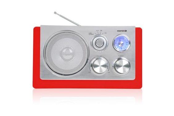 Radio EssentielB Be Trendy red - 39,00 € livré le moins cher #laclasse