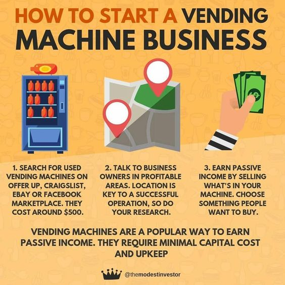 Adriana Long On Instagram I Know Someone Who Wants To Start A Natural Hair Vending Machi Vending Machine Business Vending Machine Business Ideas Entrepreneur