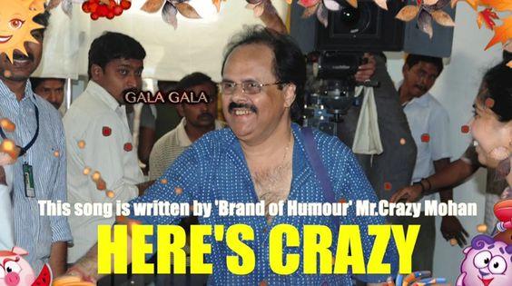 Crazy Mohan & Guru Kalyan's Children's Day Special Video