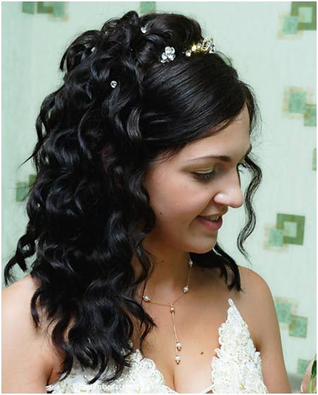 Outstanding Wedding Hairstyles Hairstyles And Christian Weddings On Pinterest Short Hairstyles Gunalazisus