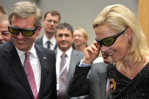Christian Wulff & Bettina