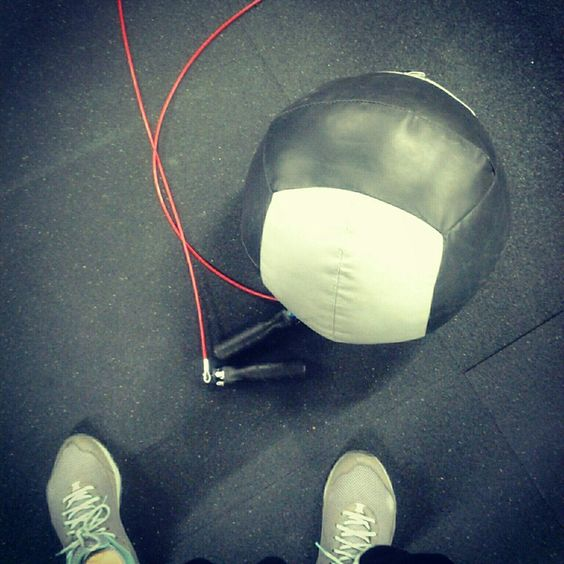 #Wall Balls #Double-Unders
