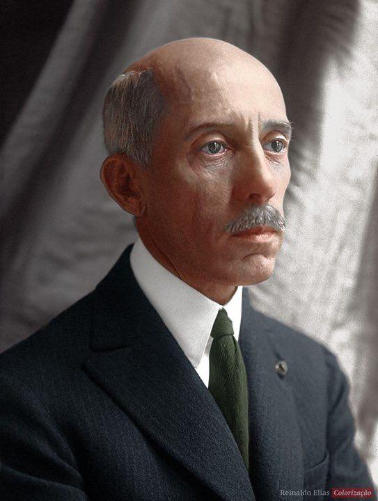 Alberto Santos Dumont - Pai da Aviação..!!!!!