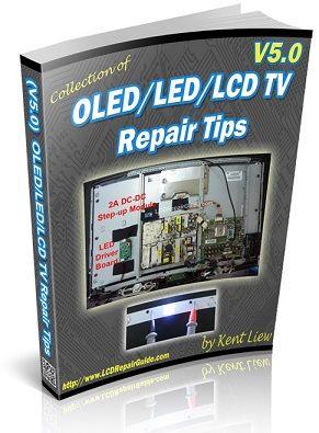 Oled Tv Repair Ebook Screen Repair Sony Led Tv Repair