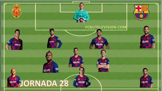 MALLORCA 0 FCB 4