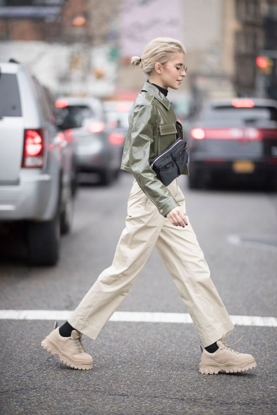 The best street style from New York Fashion Week Feb '18 | FQ