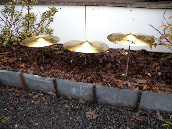 Cool Crafts From Old Cymbals