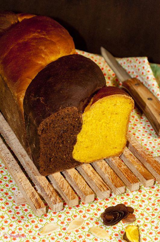La cocina de Frabisa: Pan de calabaza y chocolate. RECETA#.UO_OLuT8LSs#.UO_OLuT8LSs