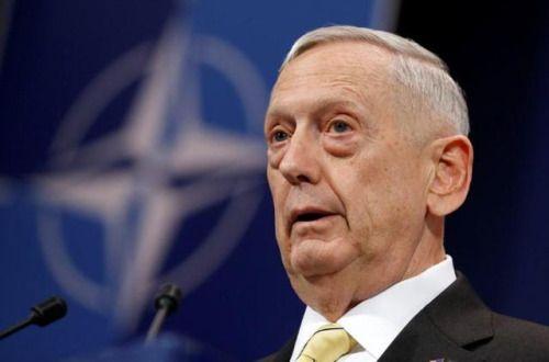 Mattis in Munich eyes arc of instability on...