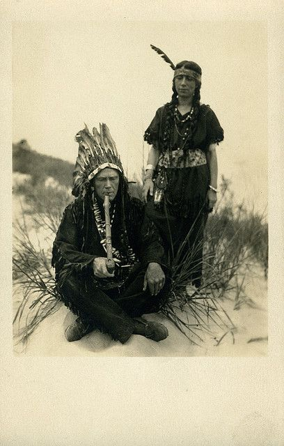 Pageant of the Dunes, Chesterton, Indiana, United States, 1917, photograph by Shook Photos.