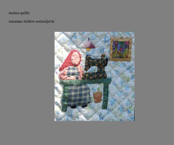Haga clic para previsualizar edredones meine Susanne Richter-Antonijevic de libros de fotos