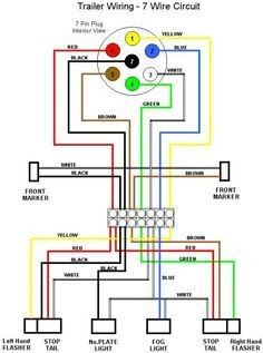 2004 jeep grand cherokee evap system diagram. it s the 4 pin connector. trailer  wiring diagrams traile… | trailer wiring diagram, trailer light wiring, jeep  grand  pinterest