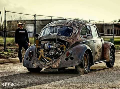 The Dung Beetle Street Outlaws Volkswagen Pinterest Beetles And Vw