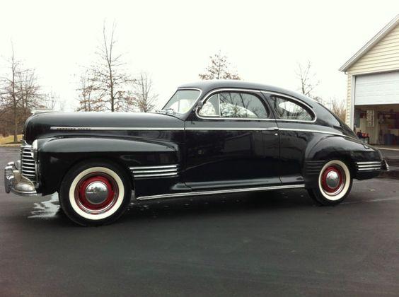 1941 pontiac 8 silverstreak two door sedan wheels for 1940 pontiac 2 door sedan
