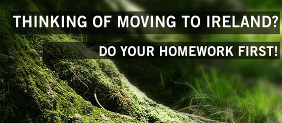 Moving to Ireland? Returning home help