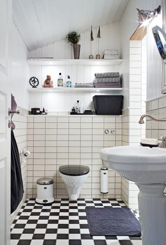 Find mere inspiration til indretning af dit badeværelse på ...