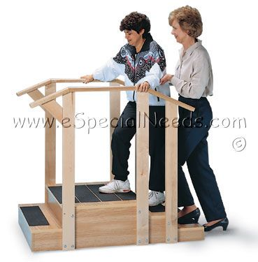 Mini Staircase | Rehab Equipment | e-Special Needs