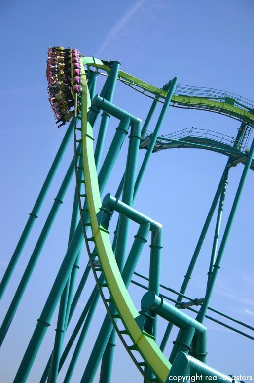 Raptor at Cedar Point: