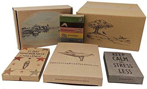 Pin By Ariana Amorim On Png Mindfulness Gift Card Set Gift Box