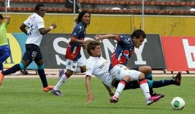 LDU vs Deportivo Quito