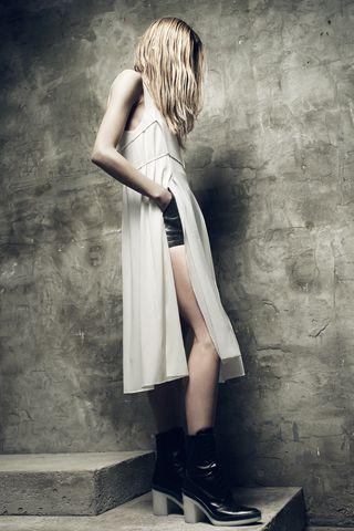 femininity with edge : Alexander Wang