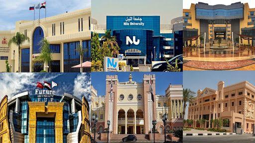 مواعيد اختبارات قبول الجامعات الأهلية للعام University Public Landmarks
