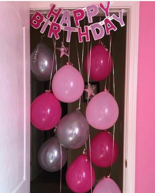 Sisters Birthday Birthday Room Decorations Surprise 50th