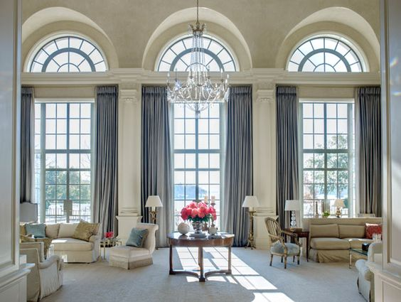interior design services atlanta - asual elegance, Window and asual on Pinterest