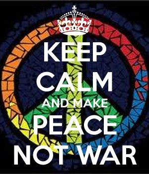 Nobody Has Voted For This Poster Yet Why Don T You War Quotes War And Peace Quotes Peace Quotes