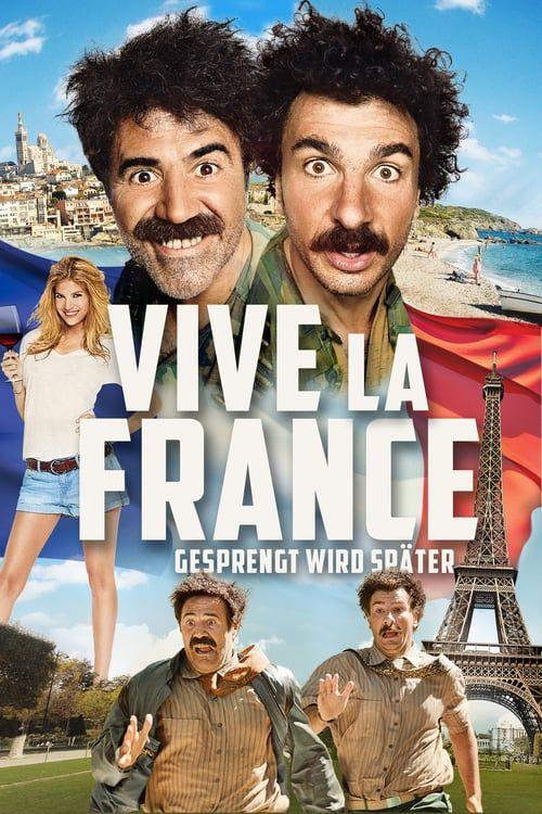 Vive La France Gesprengt Wird Spater
