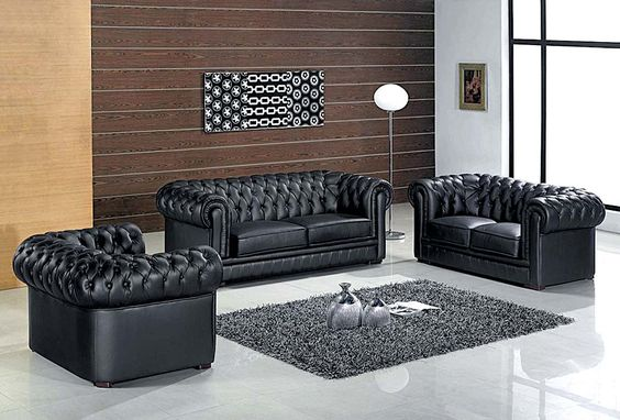 cool  10 Ways How To Bring The Black Living Room Furniture To Live , See our best list of how to bring your black living room furniture to live. It is cheap and it works best to your home design., http://www.designbabylon-interiors.com/black-living-room-furniture/