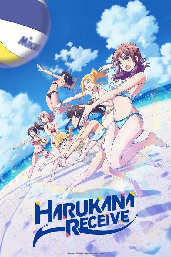 Аниме Харука и Каната принимают подачу (Harukana Receive) | AT-X | thevideo.one - смотреть онлайн и скачать торрент