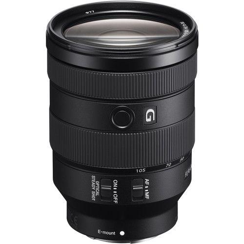 Sony Fe 24 105mm F 4 G Oss Lens Mirrorless Camera Sony Zoom Lens
