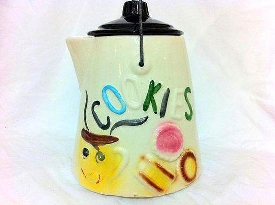 Jars Shape And Cookie Jars On Pinterest
