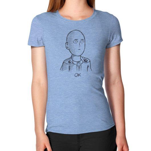 Saitama ok Women's T-Shirt