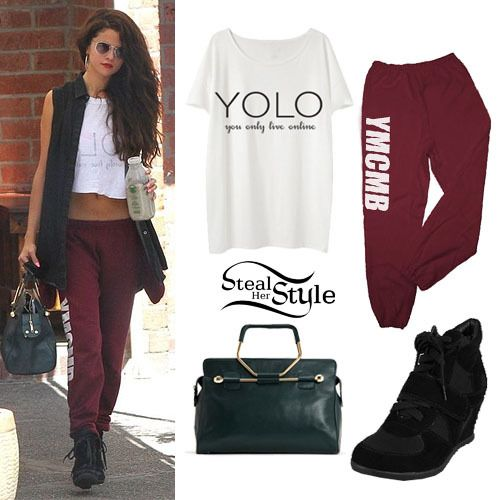 Steal Her Style: Studios, Posts And Selena On Pinterest