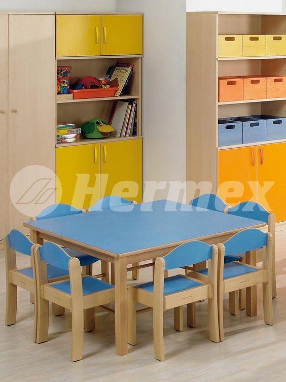 armarios para escuelas preescolar muebles pinterest