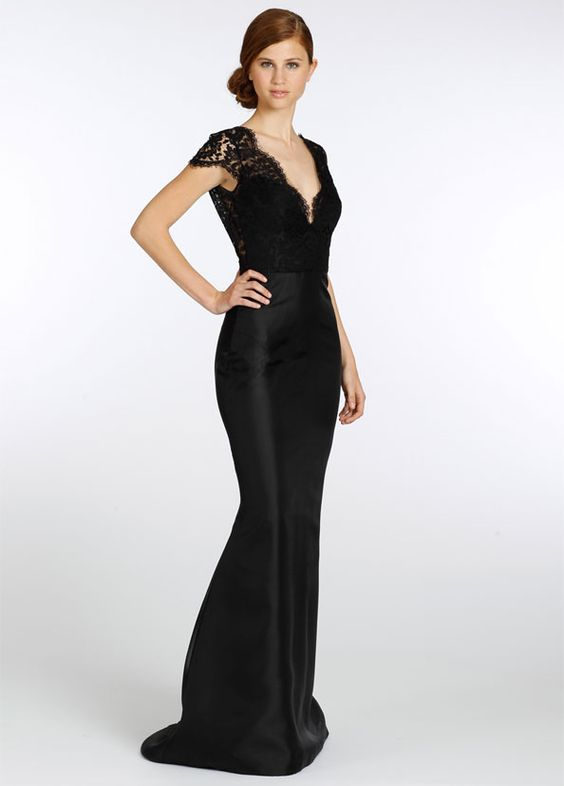 Bridesmaids and Special Occasion Dresses by Noir By Lazaro - Style ...