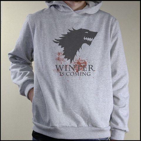 Sudadera Hombre Winter Is Coming