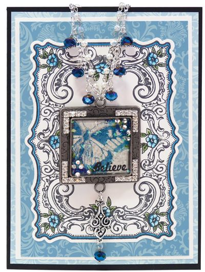 Embellished Dreams: JustRite Papercraft Butterfly Dreams CHA Release