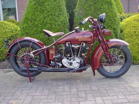 how to win hd 1946 knucklehead harley worth