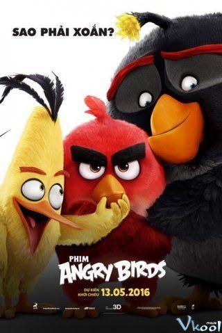 Phim Những Chú Chim Nổi Giận