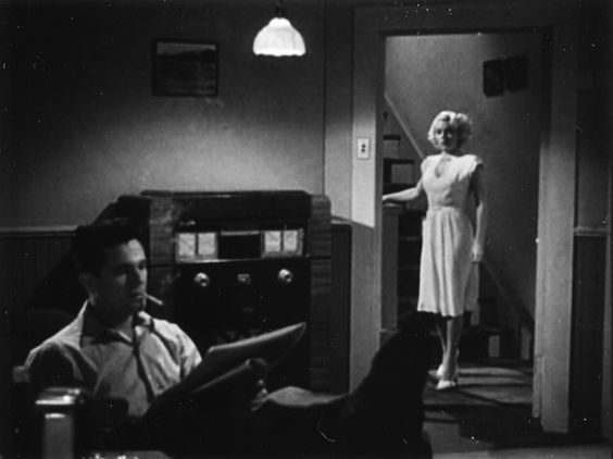 John Garfield & Lana Turner - THE POSTMAN ALWAYS RINGS TWICE
