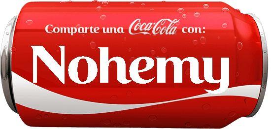 """Muñequitas con Nombres: Coca cola con """" N """"#.VJHBmjgo-70#.VJHBmjgo-70"""