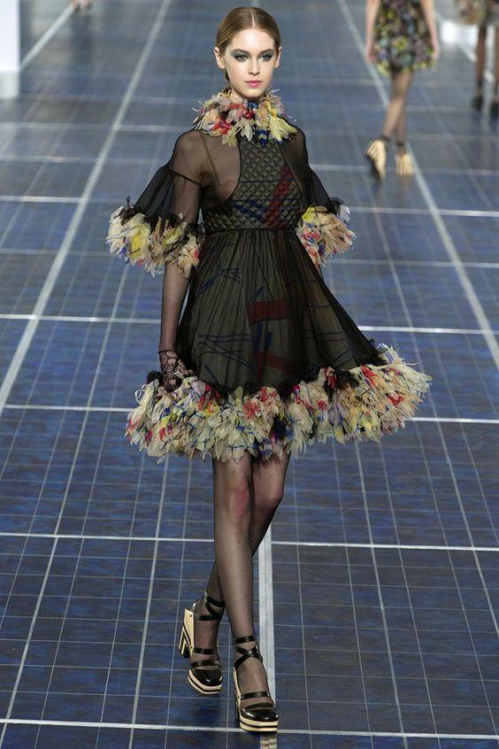 Chanel Spring/Summer 2013: