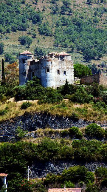 Castello Normanno a Praia a Mare Cosenza by Mauro d'Angelo, via Flickr