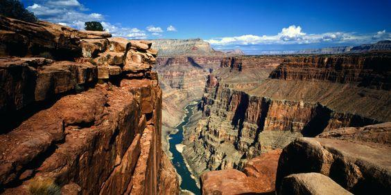 Top secret sur la fabuleuse cité perdue du Grand Canyon en Arizona… ! - Le blog…