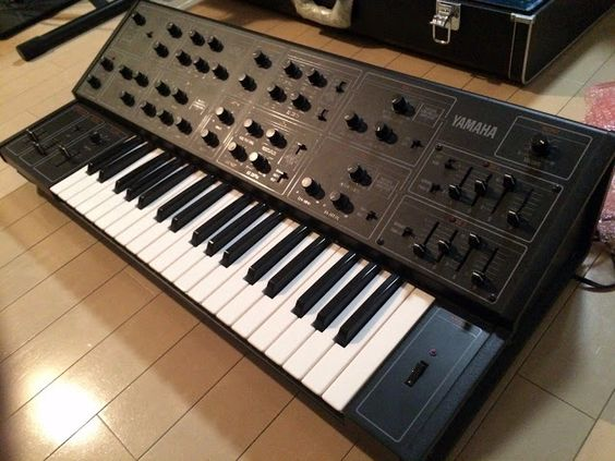 MATRIXSYNTH: Yamaha CS-15 Keyboard Analog Synthesizer SN 2995 w...