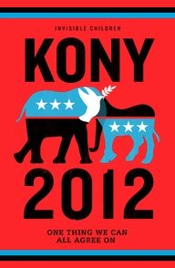 Make Joseph Kony famous. Not for being good but for the awful human he is! The more people know what he has done. The more the world will see and he will be caught! Don't let him get away with it!!