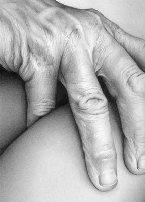 Cath Riley - flesh:  fingers: